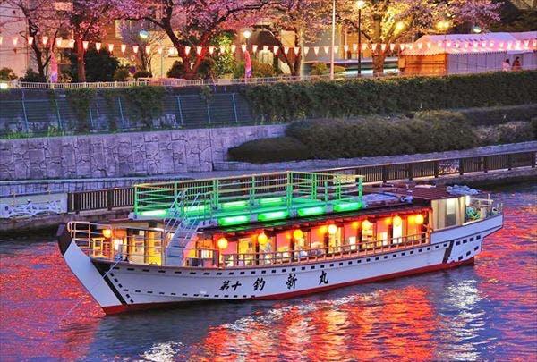 東京 屋形船