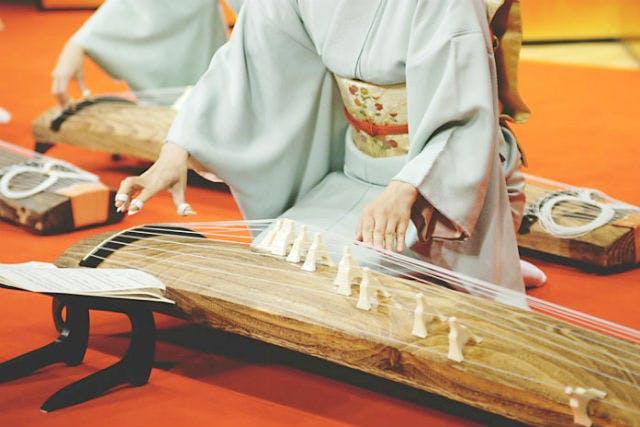 東京・銀座・楽器体験】琴&三味線体験レッスン(1~4名) アソビュー!