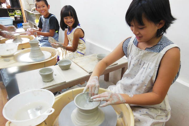 体験 陶芸