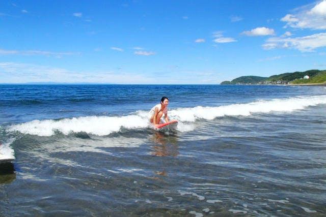 CAN DO サーフィン塾 福島いわきセンター (いわき市 サーフィン体験)の「【福島・サーフィン】最短上達!100%波に乗れる!!波に乗り放題チャレンジコース」の画像