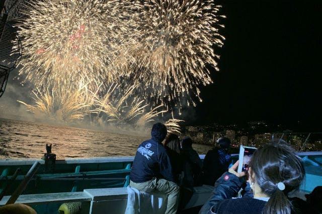 熱海 の 花火