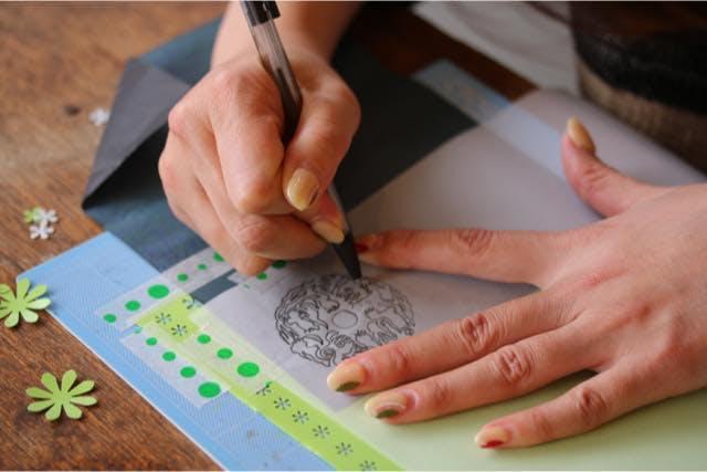 御崎ガラス舎 (赤穂市 サンドブラスト体験)の「【兵庫・赤穂市】サンドブラストでガラスに彫刻(コップ・お皿など・最大3時間)」の画像