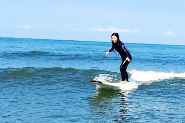 atomoon(アットムーン) (横手・鳥海 サーフィン体験)の「【秋田・サーフィン体験】GO!SURF!!ベテランサーファーがサポート!体験コース」の画像