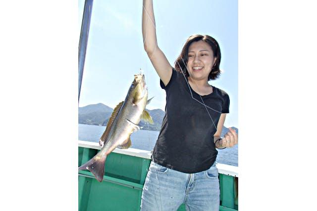 イカ釣り 関西