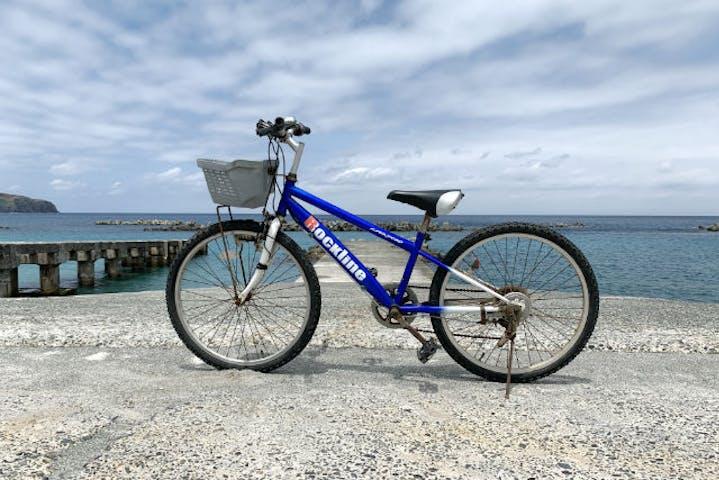 東京・新島・サイクリング】海岸線を駆ける爽快感と充実感は自転車 ...
