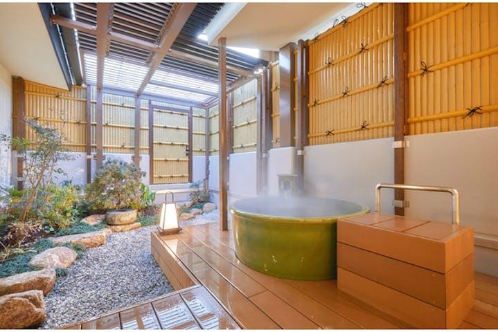 関西 風呂 貸切 露天