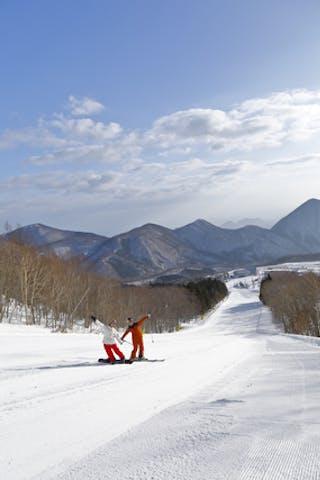 場 スキー 高原 スプリング 泉 バレー