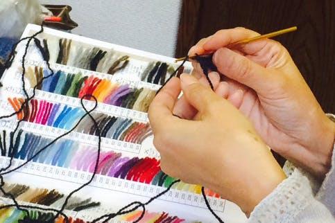 洋裁教室・編み物教室
