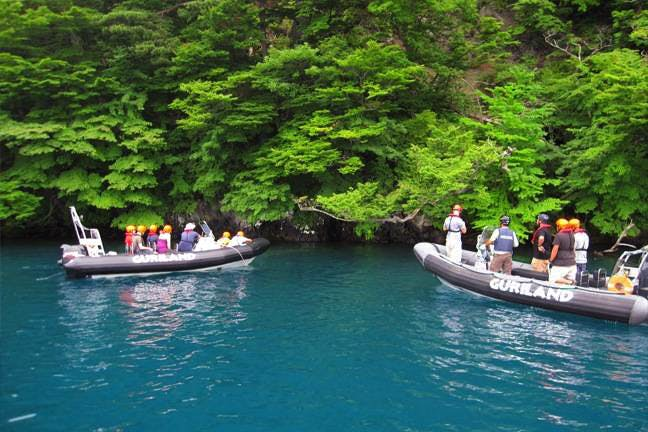 立山町(中新川郡)の遊覧船・水上バス