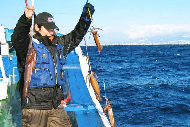 東海の海釣り・船釣り