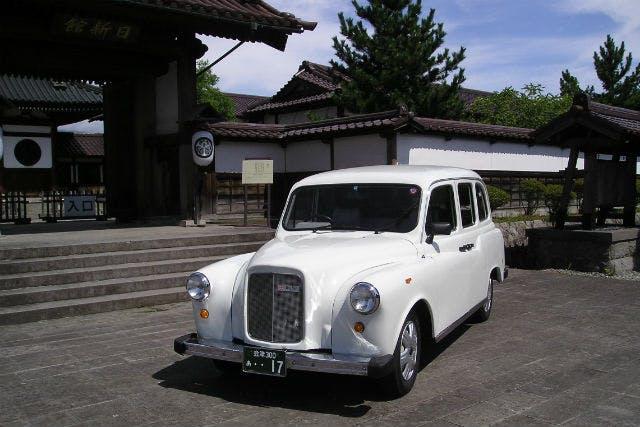 山陰・山陽の観光タクシー