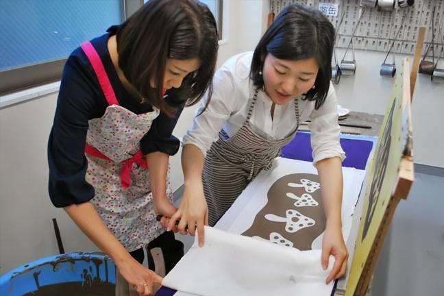 奈良県の染物体験