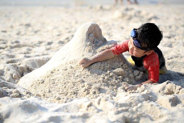 沖縄の海遊び その他