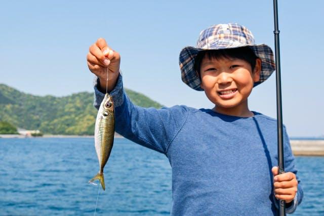 横浜のアジ釣り