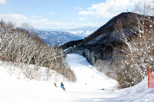 甲信越のスキーレンタル