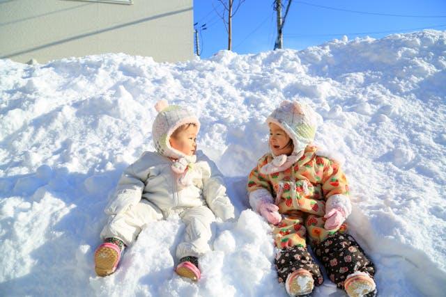 雪遊び・冬遊び その他