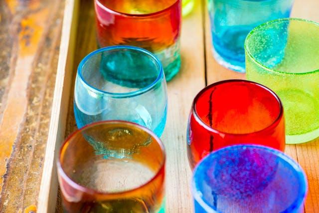 琉球ガラス・やちむん