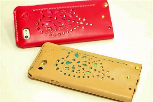手作りスマホケース・手作りiPhoneケース