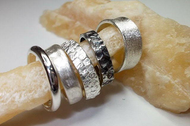 熱海の手作り指輪・リング