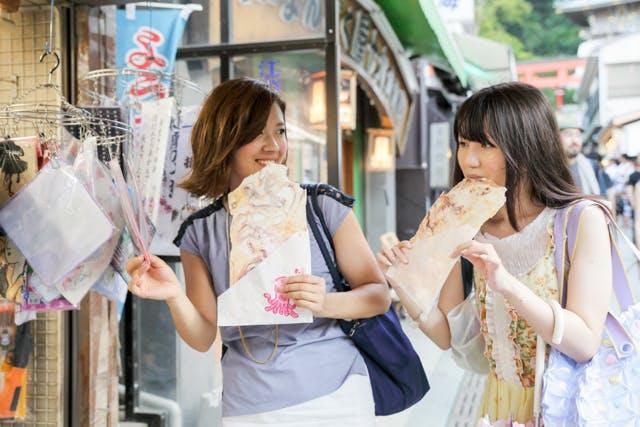 関東の食べ歩き・グルメツアー