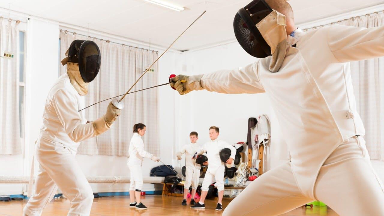 フェンシング体験・フェンシング教室