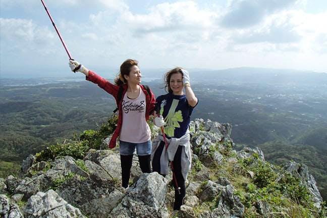 九州の登山・トレッキング