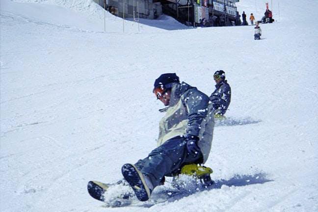 スキーポッカール