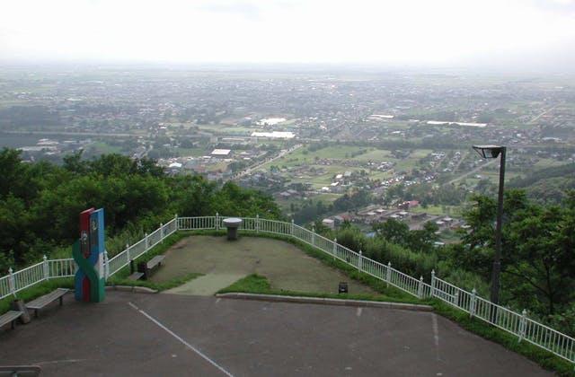 ふるさとの見える丘展望台