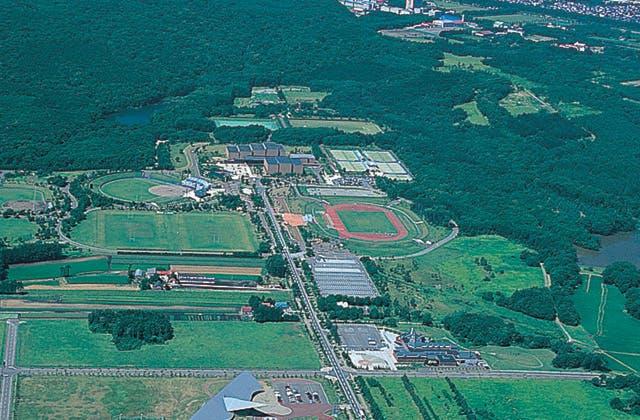 道立野幌総合運動公園