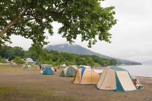 モラップキャンプ場