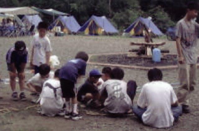 北海道 子どもの国 キャンプ場