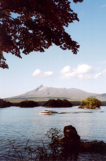 大沼湖周遊遊覧船