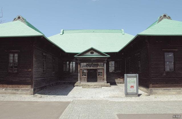 旧樺戸集治監本庁舎