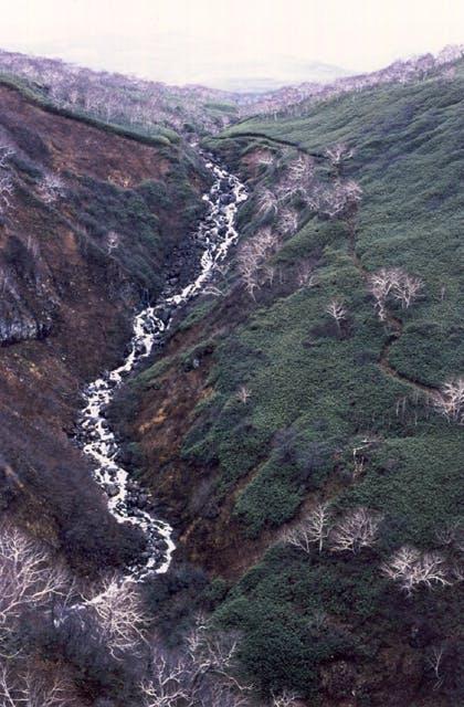 ペンケペタン峡谷