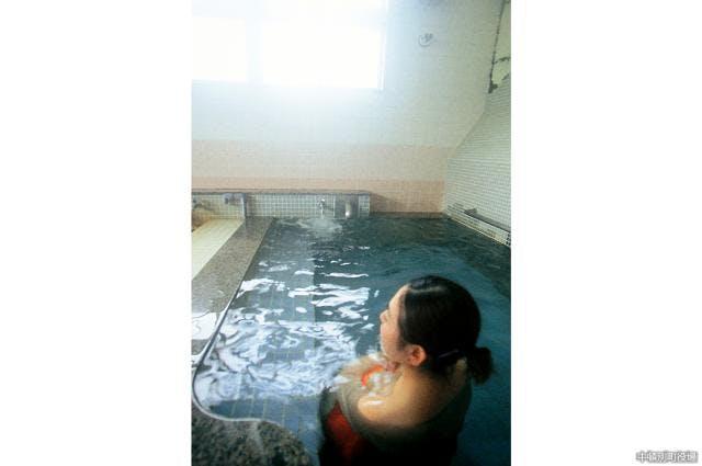 ピンネシリ温泉