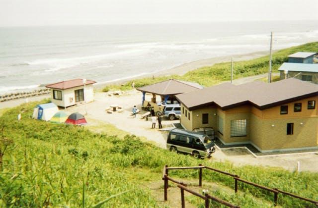 浜小清水前浜キャンプ場
