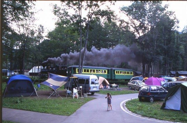 いこいの森 キャンプ場