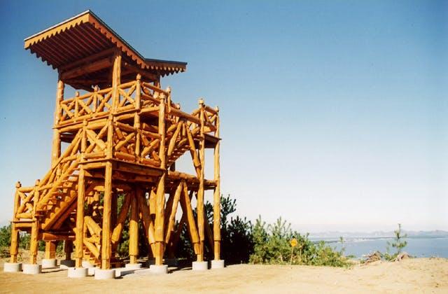 呑龍岳展望台