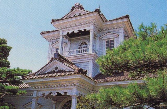 旧鶴岡警察署
