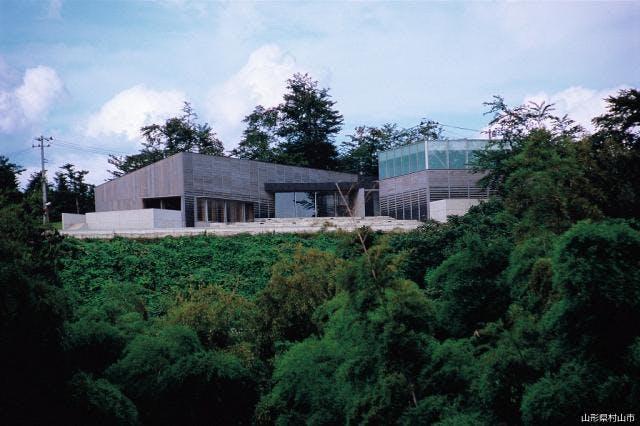 最上川美術館