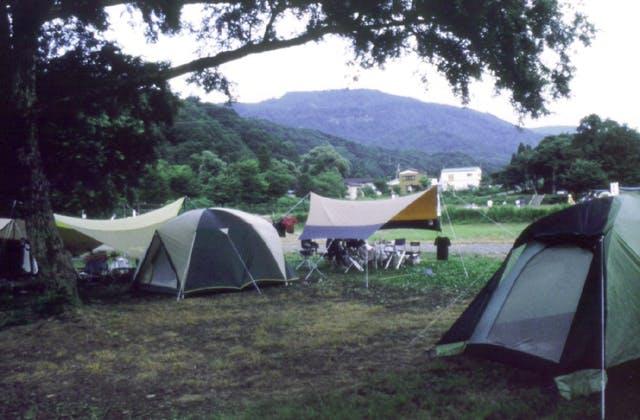 タキタロウ広場オートキャンプ場