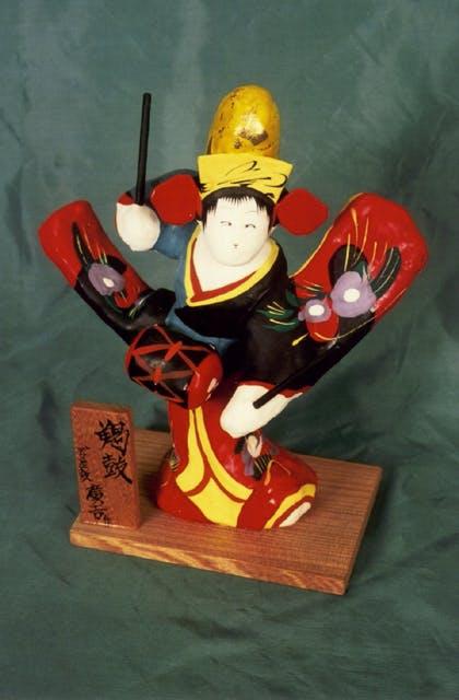 張子人形,三春駒