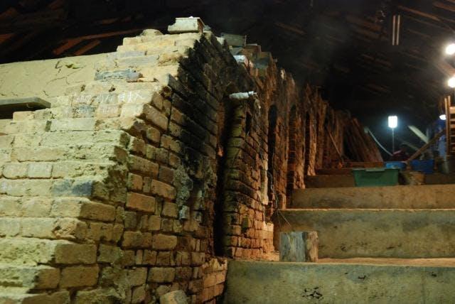 三津谷登り窯
