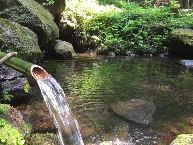 龍ヶ沢湧水