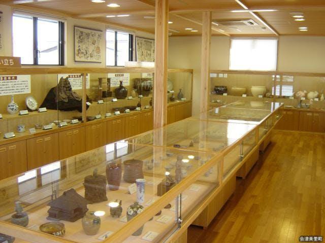 会津本郷焼資料展示室