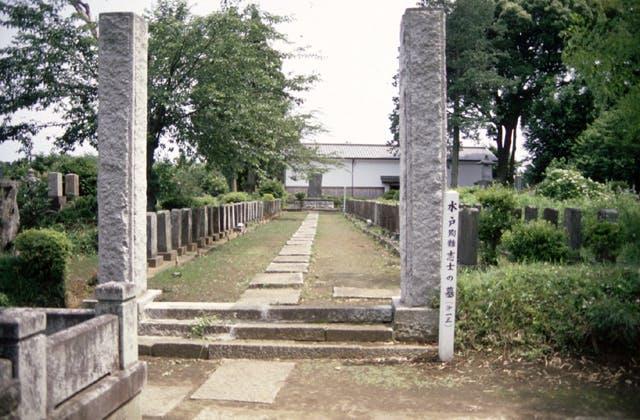 常磐共有墓地