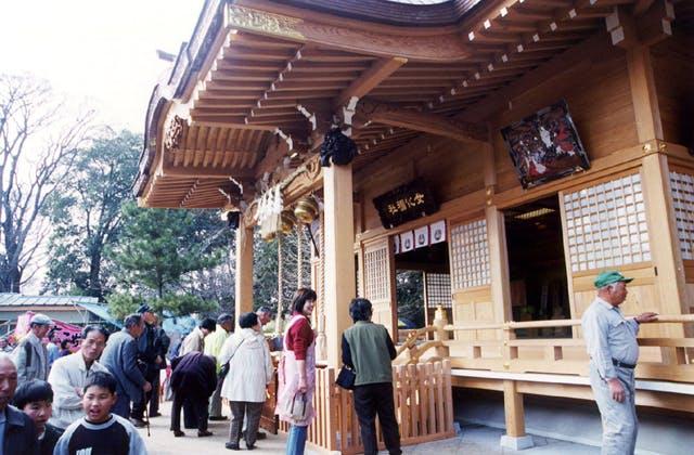 女化稲荷神社