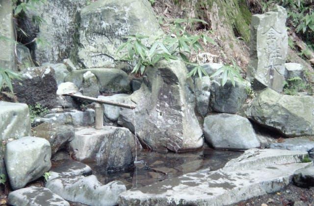 八溝川湧水群