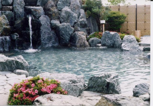 和の湯 露天風呂