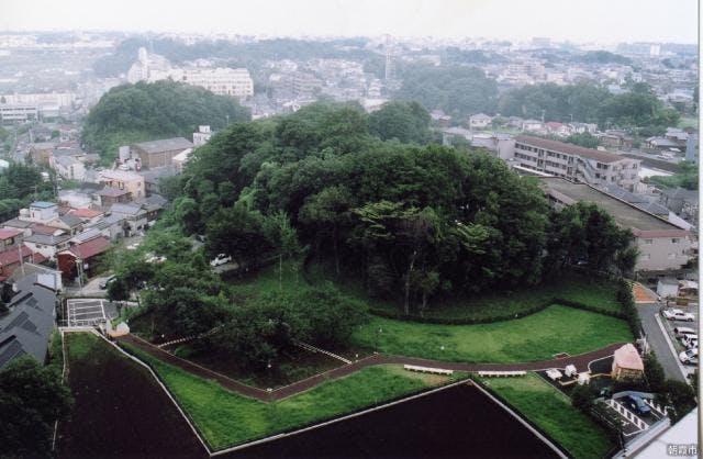柊塚古墳広場